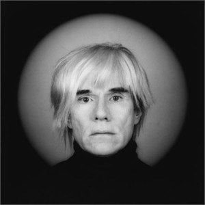 AndyWarhol BLACK AND WHITE